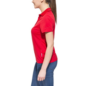 axant Alps Polo Agion Active Women fire